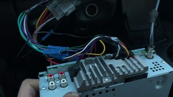 How To Install Radio In 99 Dodge Ram Without Harness!!