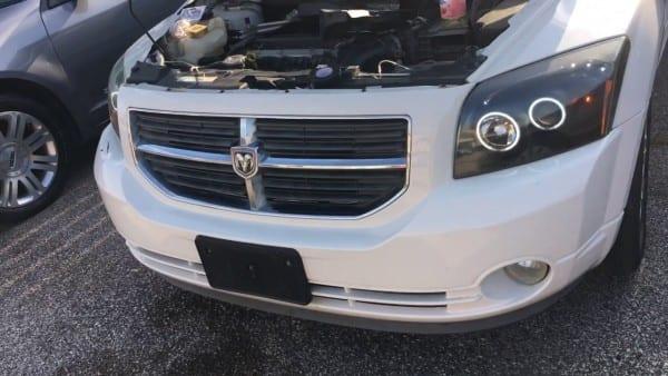 How To Fix 2007 Dodge Caliber Headlight Problem  U2013 Car