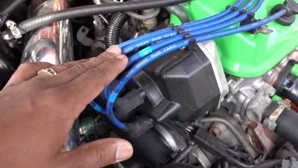 Honda Accord Distributor Firing Order F23a1 And F23a4