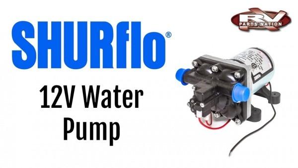 Rv Water Pump Shurflo 12 Volt 4008