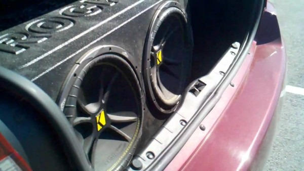 2 15 Inch Kicker Competition Subs In My 04 Malibu