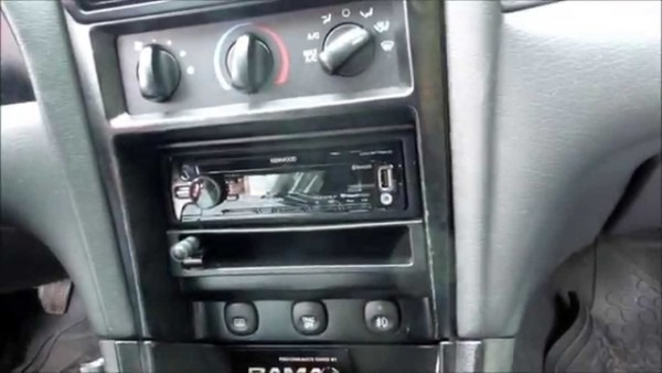 How To Install Remove Replace A Stereo In A Ford Mustang 2002