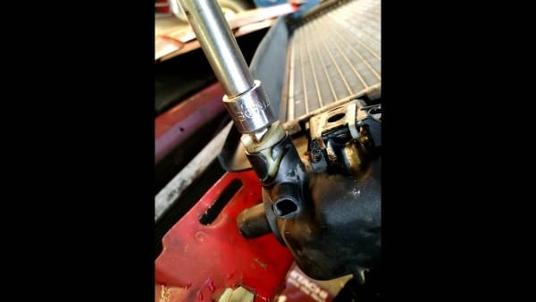 2004 Chevrolet Cavalier Radiator Drain Plug