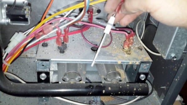 Bad Flame Sensor Goodman Furnace