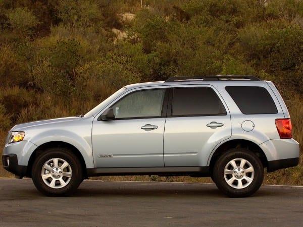 Mazda Tribute Specs & Photos