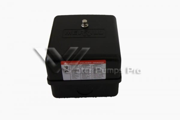 Merrill Mpshd3050 Heavy Duty Pressure Switch [mpshd3050]