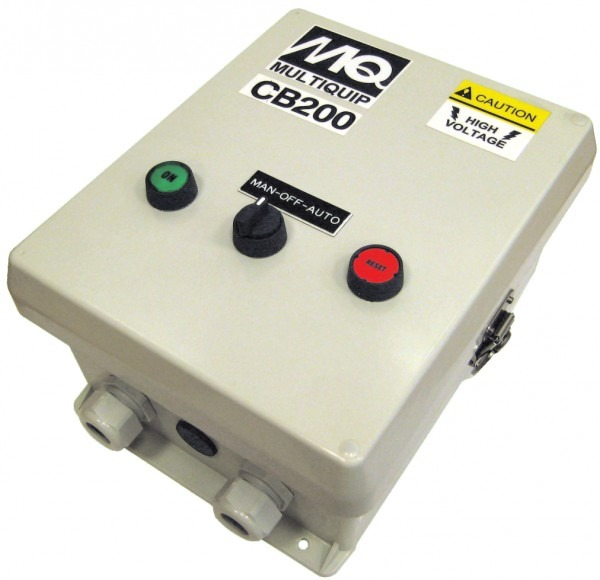 Multiquip Submersible Pump Control Box