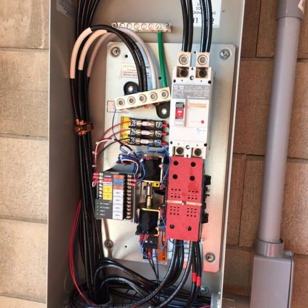 Generac Automatic Transfer Switch Installation