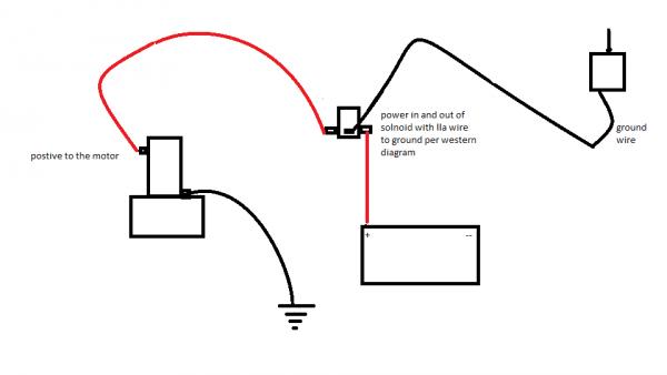 On Wiring Diagram Western Snow Plow