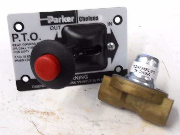 Parker Chelsea P T O  Switch 329648x