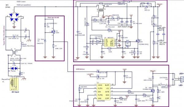 Electronic Ballast Wiring Diagram