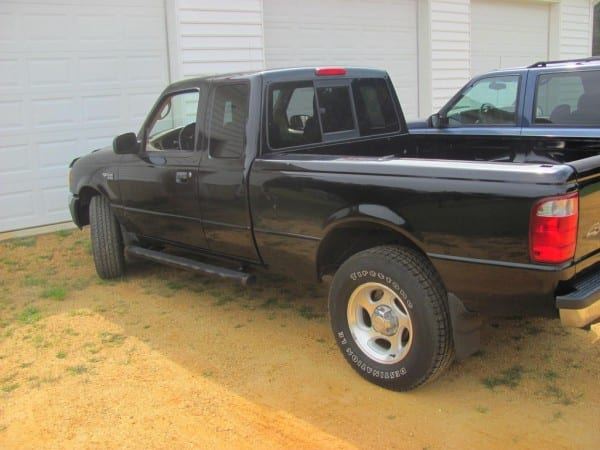Ford Ranger Bed Repairs