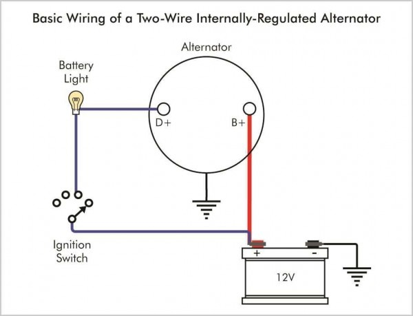 Gm Alt Wiring Diagram