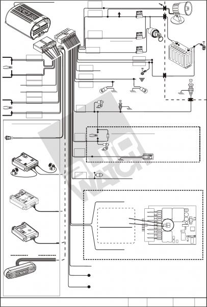 pursuit car alarm wiring diagram  wiring diagram ricon