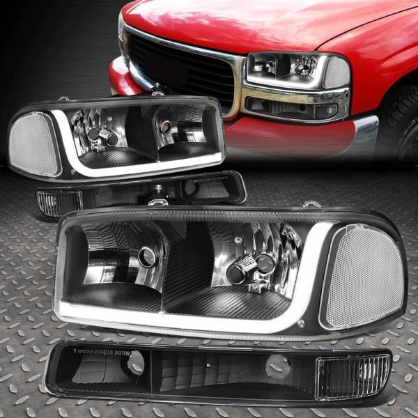 1997 Gmc Sierra Headlights
