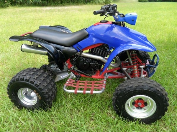 Honda Trx350xx  Trx250x  U00e2 Atc350x Conversion  Trx350x