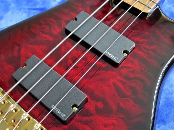 Review  Spector Legend 4 Classic + Custom