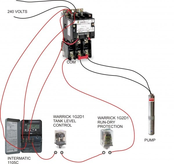 Square D Well Pump Pressure Switch Wiring Diagram Solidfonts