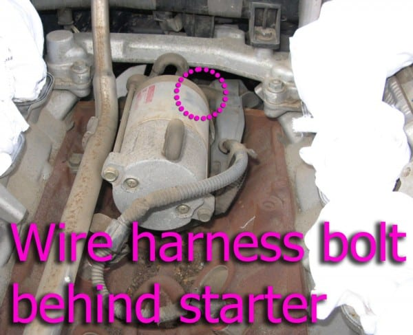 How To Replace A Toyota Tundra Starter