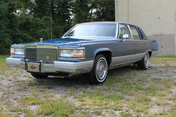 1991 Cadillac Brougham D Elegance