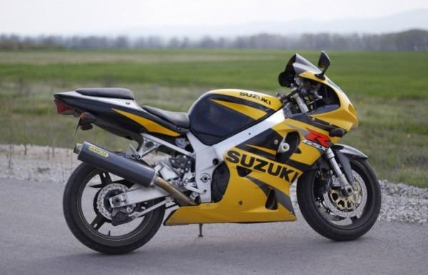 2002 Suzuki Gsx