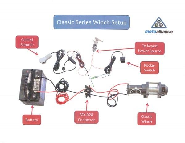 Viper Winch Wiring Diagram