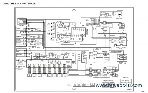 Thermo King Wiring Diagram