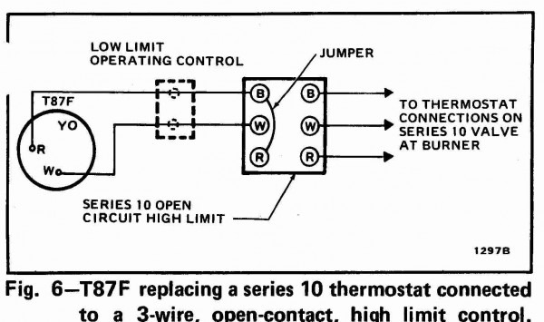 Thermostat Wire Codes