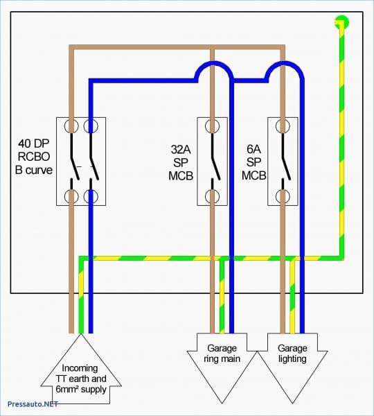 House Light Wiring Diagram Uk