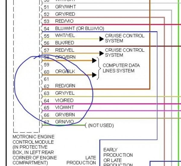 Jetta Radio Wiring Diagram
