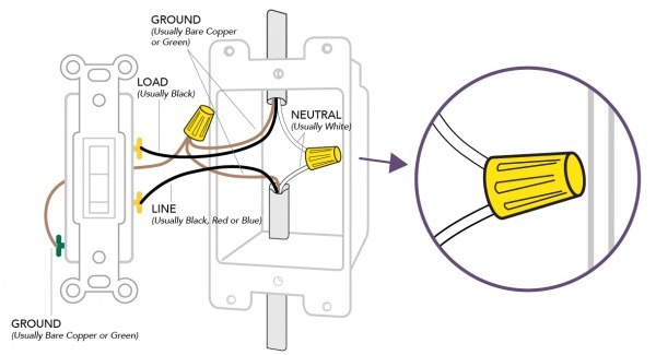 Installing Dimmer Switch