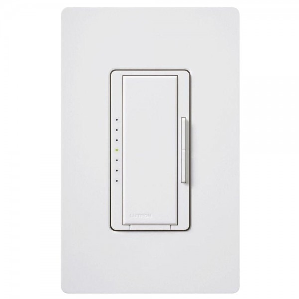 Lutron Maestro Dimmer For Incandescent And Halogen, 1000