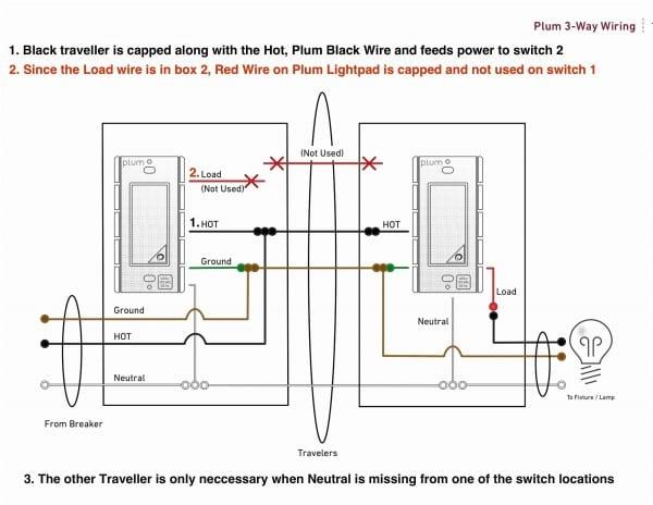 Cooper 3 Way Switch Diagram