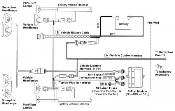 Fisher Plow Plug Wiring Diagram 2