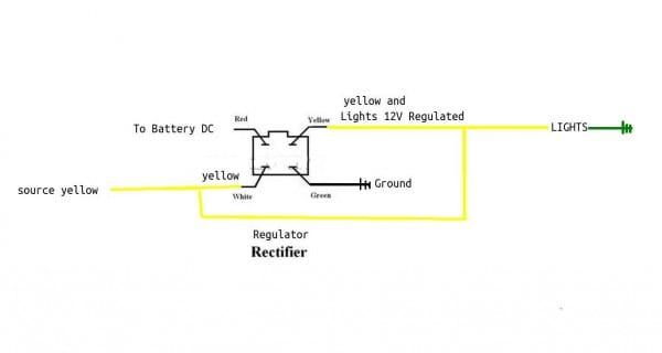 Voltage Regulator Wiring