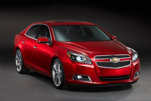 2013 Chevrolet Malibu Revealed Ahead Of Shanghai Motor Show