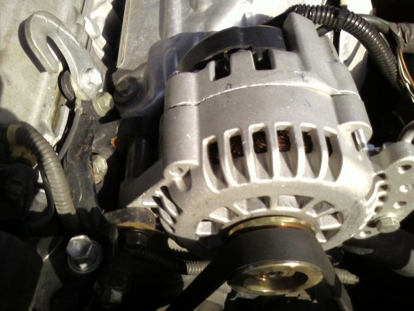 High Output Alternators And Accessories