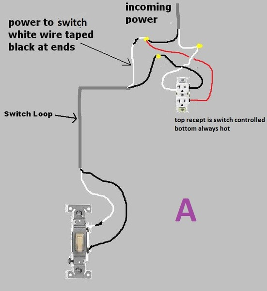 How To Wire Ceiling Fan Existing Wall Switch