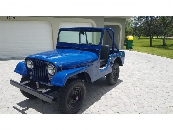 1960 Jeep Cj5 For Sale
