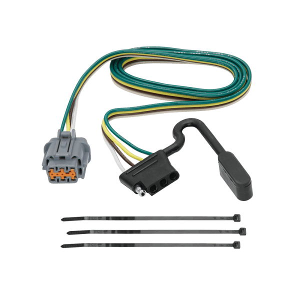 Replacement Oem Tow Package Wiring Harness (4