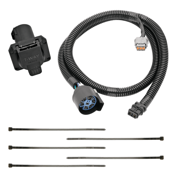 Replacement Oem Tow Package Wiring Harness (7
