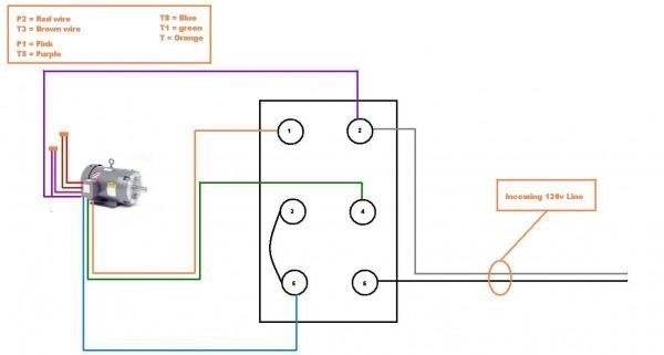 Drum Switch Wiring Schematic