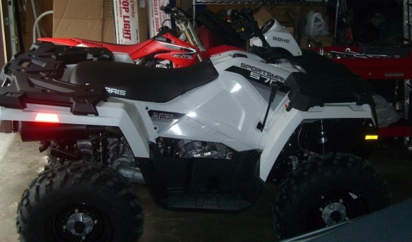 Welcome To The Polaris Sportsman 570 Forum