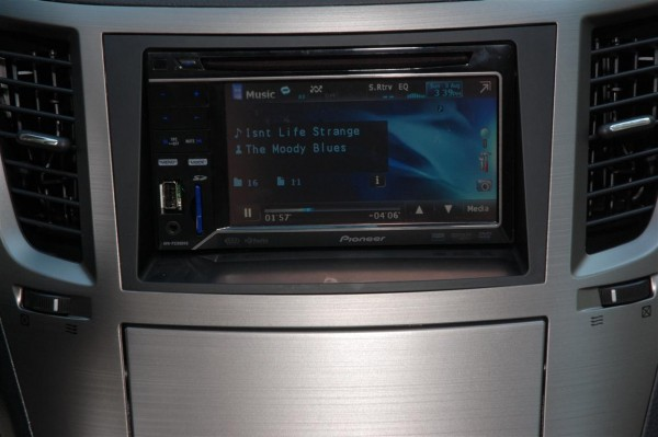 Aftermarket Stereo