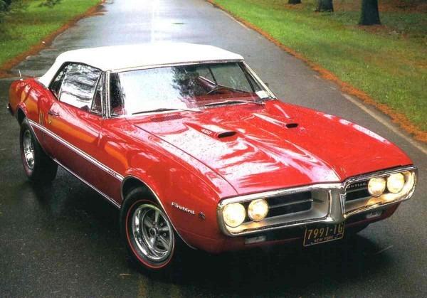 1967 Pontiac Firebird Vs  1971 Plymouth Road Runner
