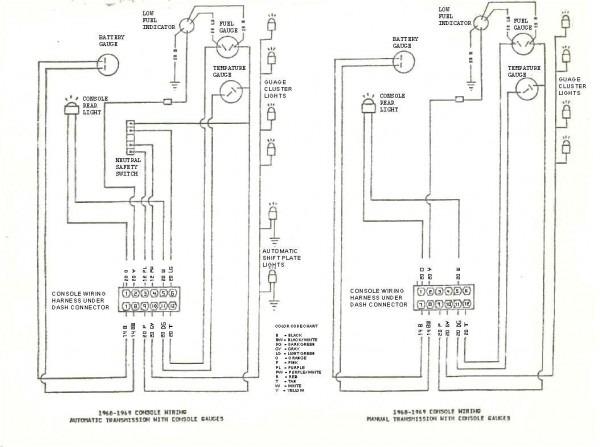 68 Camaro 350 Engine Wiring Diagram
