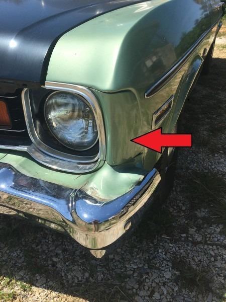 Chevrolet Nova Questions