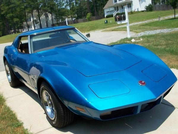 1976 Chevy Corvette