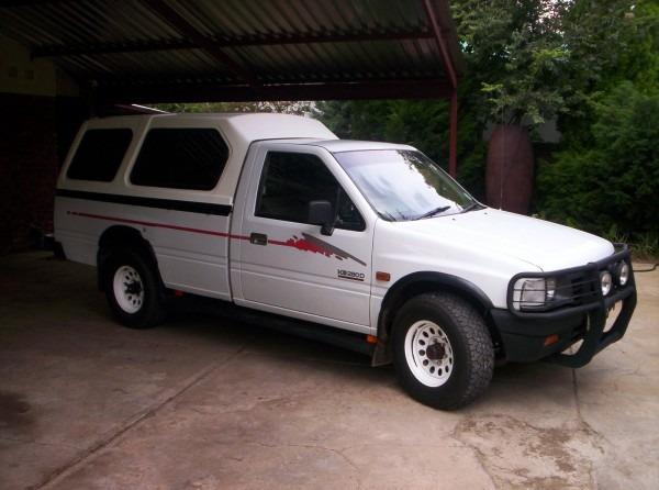 1993 Isuzu Pickup