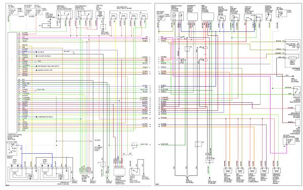Miata Wiring Diagram